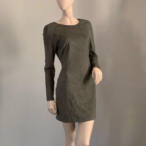 $78‼️Olive green Bebe dress size L